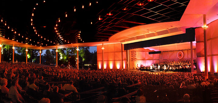 The Pavilion at Ravinia