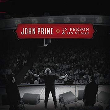 John Prine at The Pavilion at Ravinia