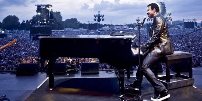 Lionel Richie at The Pavilion at Ravinia