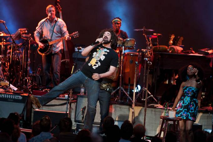 Counting Crows at The Pavilion at Ravinia
