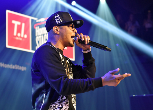 T.I. at The Pavilion at Ravinia