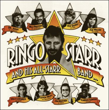 Ringo Starr and His All Starr Band at The Pavilion at Ravinia