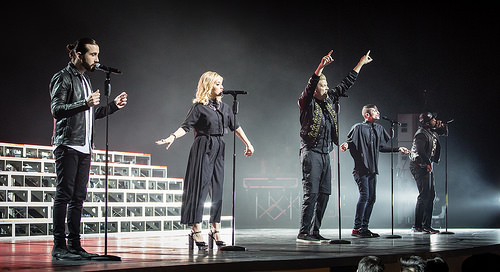 Pentatonix at The Pavilion at Ravinia