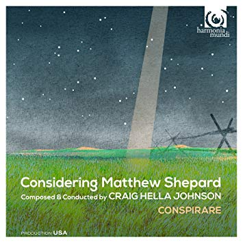 Conspirare: Considering Matthew Shepard - Craig Hella Johnson at The Pavilion at Ravinia