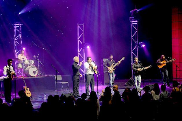 Gipsy Kings at The Pavilion at Ravinia