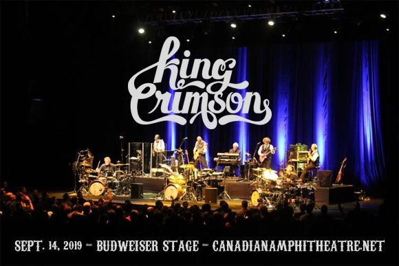 King Crimson [CANCELLED] at The Pavilion at Ravinia