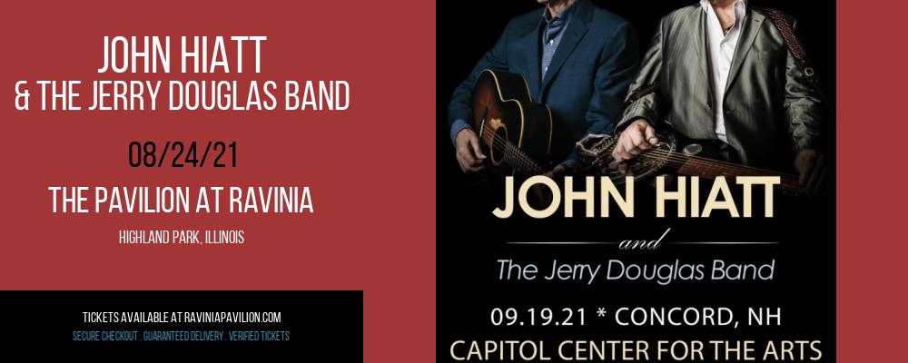 John Hiatt & The Jerry Douglas Band at The Pavilion at Ravinia