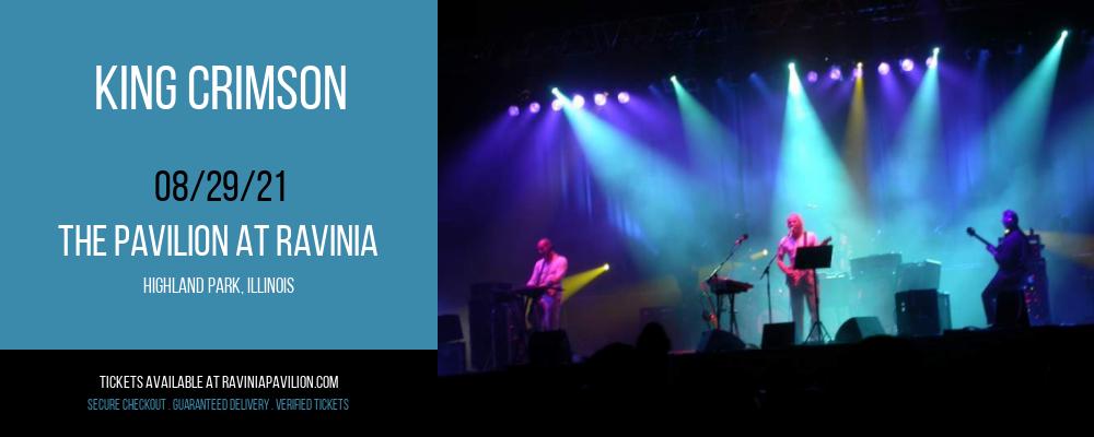 King Crimson at The Pavilion at Ravinia