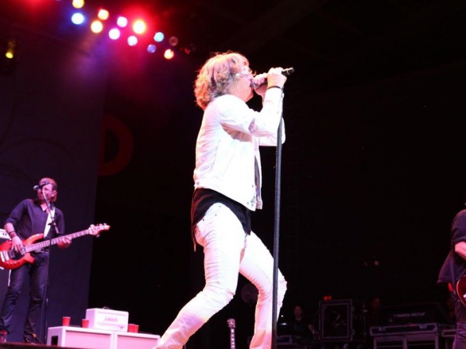 Collective Soul at The Pavilion at Ravinia