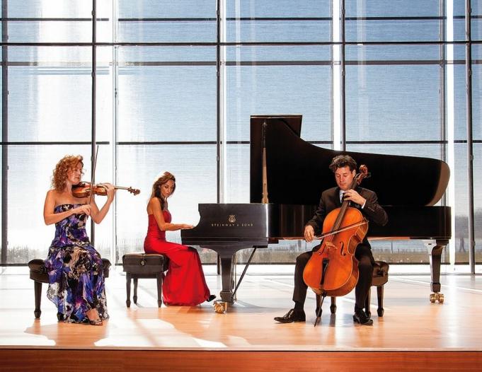 Lincoln Trio at The Pavilion at Ravinia
