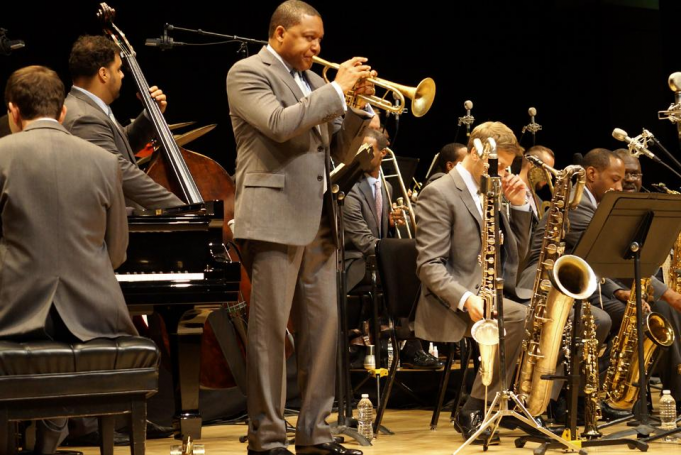 Jazz at Lincoln Center Orchestra with Wynton Marsalis at The Pavilion at Ravinia