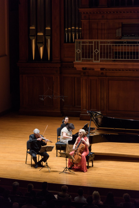 The Zukerman Trio at The Pavilion at Ravinia