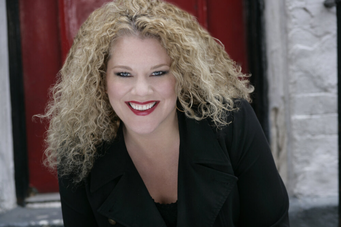 Michelle DeYoung at The Pavilion at Ravinia