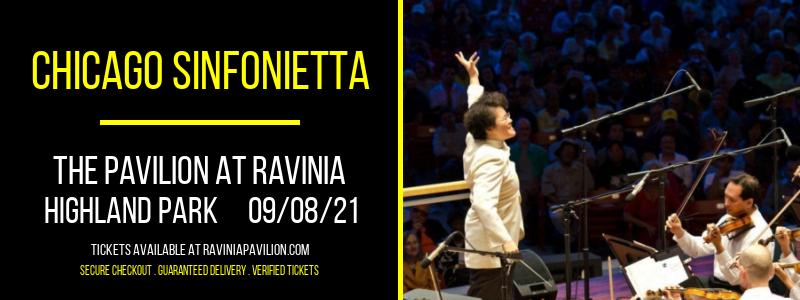 Chicago Sinfonietta at The Pavilion at Ravinia
