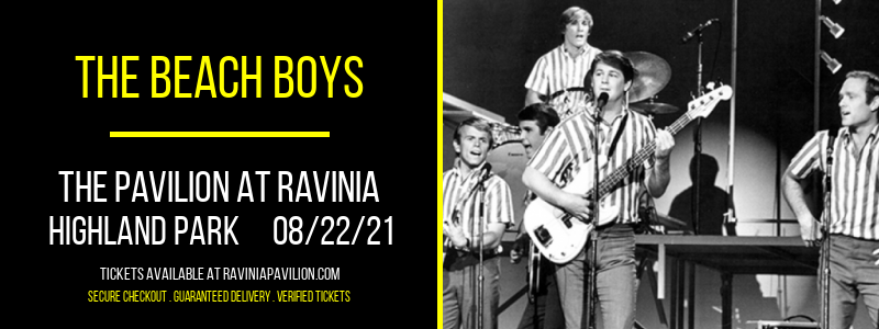 The Beach Boys at The Pavilion at Ravinia