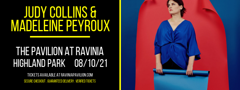 Judy Collins & Madeleine Peyroux at The Pavilion at Ravinia