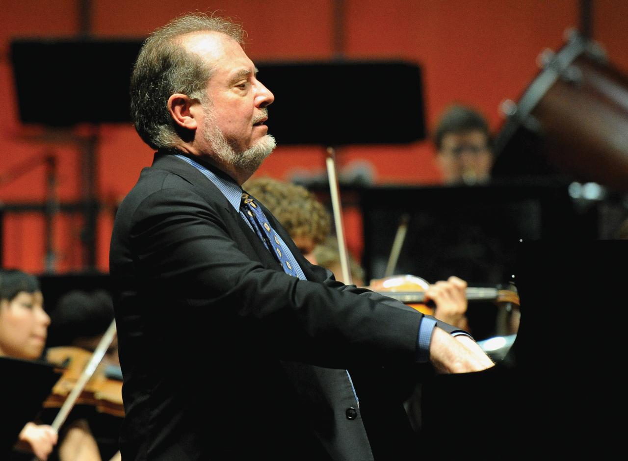Ohlsson Plays Brahms at The Pavilion at Ravinia
