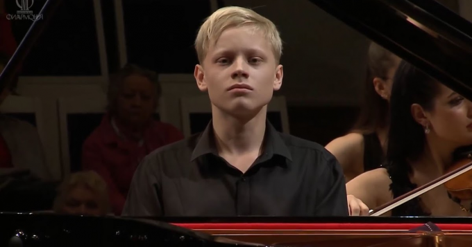 Malofeev Plays Russian Masters [CANCELLED] at The Pavilion at Ravinia